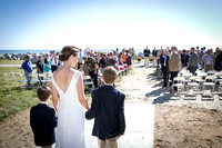 Jennifer & Todd at Fort Fisher